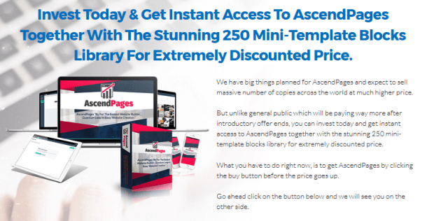 AscendPages Software By Andrew Darius Bonus