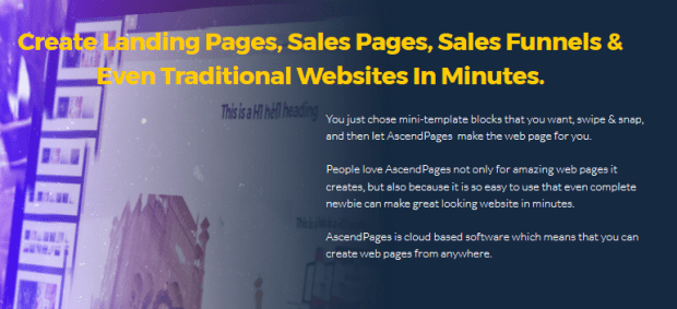 AscendPages Software By Andrew Darius Discount