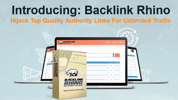 Backlink Rhino Builder Software By Matt Garrett Review