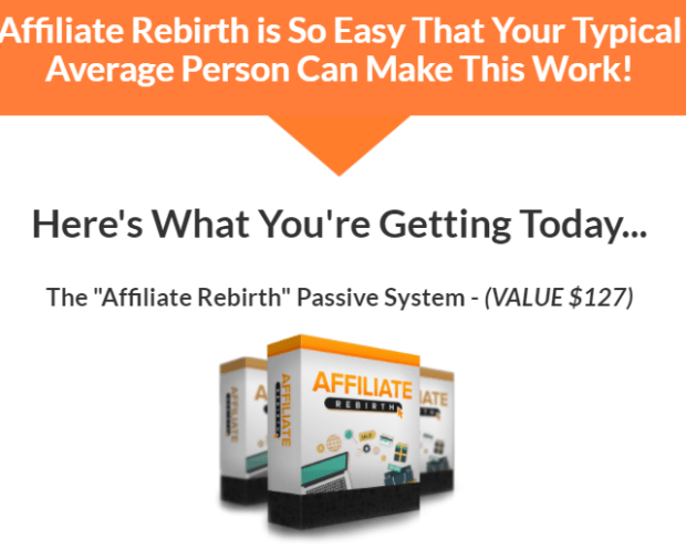 Affiliate Rebirth By Greg Kononenko Discount