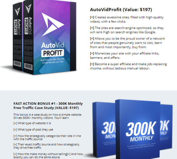 Autovid Profit Avp Video Site Builder By Moshfiqul Bari Bonus