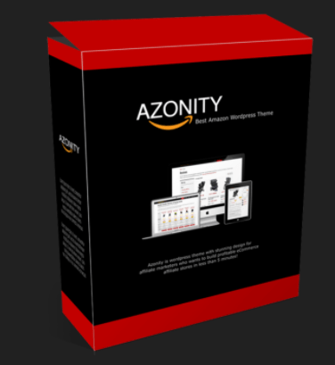 Azonity WP Theme By Bcbiz Review