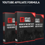 YT Affiliate Formula Youtube Video Ranking By Ivana Bosnjak – Best Package Software, Video Training, And Full Case Study To Helps Your Rank Videos On The First Page Of Google And Can Get Traffic And Making Money From Youtube Extremely Quickly