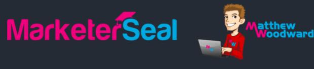 MarketerSeal SEO Certification By Matthew Woodward Launch
