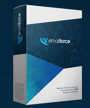 Email Force By Simon Harries Review