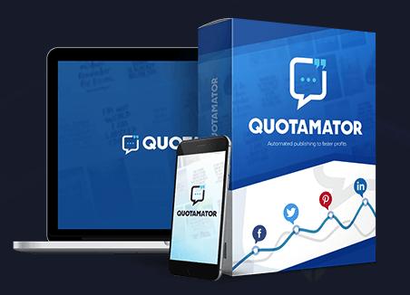 Quotamator Pro By Brett Ingram Review