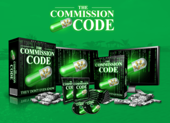 The Commission Code By Ben Martin Review
