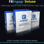 Fbengagr Pro Deluxe By Victory Akpomedaye – Best Premium Upgrade OTO Of Fbengagr With Upgrade Connect Unlimited Fb Accounts, Post To Fanspage & Fb Groups, Get Monthly Templates, And Schedule Or Instantly Post To 15 Authority Social Media Sites For Viral Traffic & 15x More Engagement