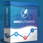 Sociautomate Pro By Glynn Kosky – Best Powerful Cloud Based Software That Allows You To Find And Add Quality, Viral Content And Then Posts It For You On Autopilot For Fast, Easy, And Free Viral Traffic And Will Get More Leads, Buyers, Sales On The Complete Autopilot
