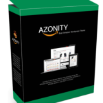 Azonity Wp Theme Developer License By Bcbiz – Best Amazon Affiliate WordPress Theme Gives You The Ability To Build Your Own Amazon Affiliate Ecom Store In Less Than 5 Minutes With No Design And Coding Skill