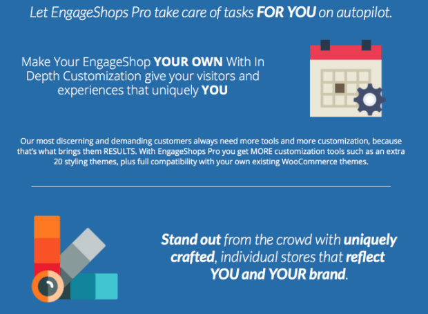 Engage Shops Pro Edition Upgrade OTO Launch
