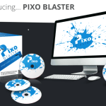 Pixo Blaster By Han Fan Jvshare Review – Best Video Spokesperson Creator Software That Have Collection Of Professional Intros And Outros To Captivate Your Audience, Increase Retention Rate, And 10x Your Conversions