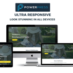 Powerpress WordPress Theme By Uddhab Pramanik – Best Premium WordPress Theme That Help You To Create Stunning Websites With Easily & Quickly And Have The Ability Live Editor Drag N Drop Page Builder, Ecommerce Ready, Multiple Layout Variations, Pricing Table, Beautiful Slider, Awesome Portfolio Layout, Fully Responsive, And So Much More