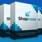 Shopmozo By Amit Pareek – Best Affiliate Store Software That Give You The Power Of Videos, Seo & Social Media Thats Automatically Add Affiliate Products In Total Autopilot From Top E-Commerce Giants, Amazon, Ebay & Ali Express Each Day And Get Viral Traffic As Well Create More Sales And Commissions Automatically