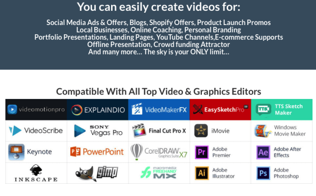 Xinemax Video Templates By Shelley Penney