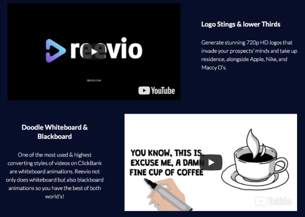 Reevio Video Creation By Josh Ratta Benefits