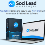 Socilead Messenger By Daniel Adetunji – Best Premium Complete FB Messenger Marketing Tool That Combines Fb Auto Reply, List Building, Comment & Interactive Technology, Drives Engagement Tenfold, Traffic, And Automates Customer Service And Increases Sales