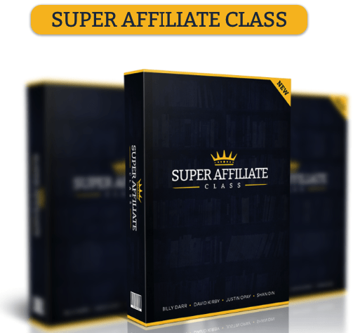 Super Affiliate Class By Billy Darr