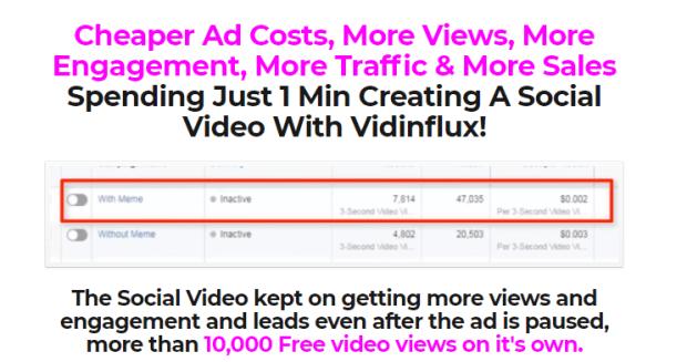 Vidinflux Social Videos By Tom Yevsikov Discount