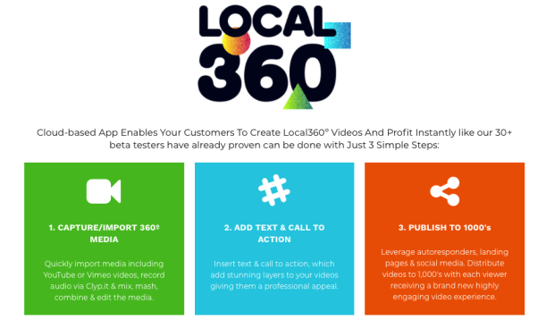 Local360 Software By Videoremix