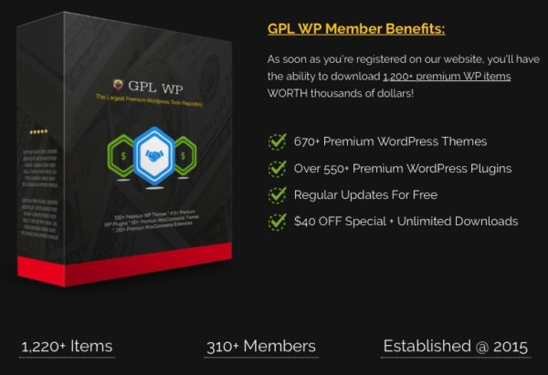 GPL WP Blackfriday 2018 Software By Leo Bcbiz : Package Mega