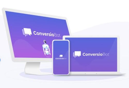 Conversiobot Chatbot Tool + OTO By Simon Wood Reviews