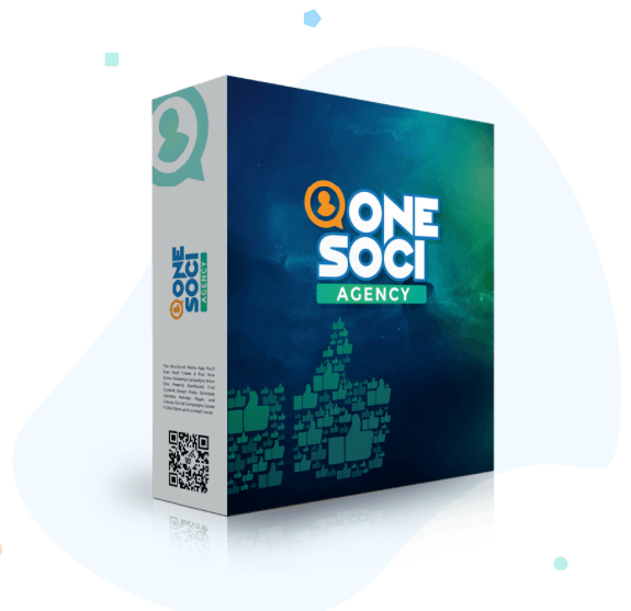 OneSoci Agency 3.0 Software by Vendor Mark Laxton & OTO Review : Groundbreaking New OneSoci All-In-One Social Media Management Agency App That Proven To Get Huge Engagement For Your Posts And Get