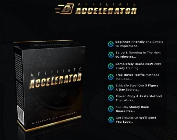Affiliate Accelerator Review
