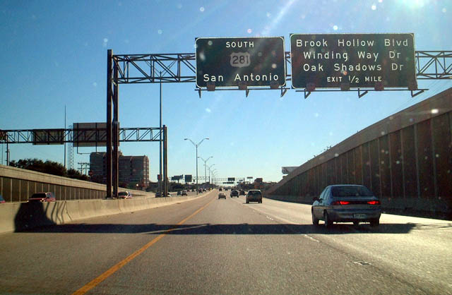 U S 281 South Blanco To San Antonio Aaroads Texas