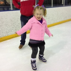 Averie Ice Skating