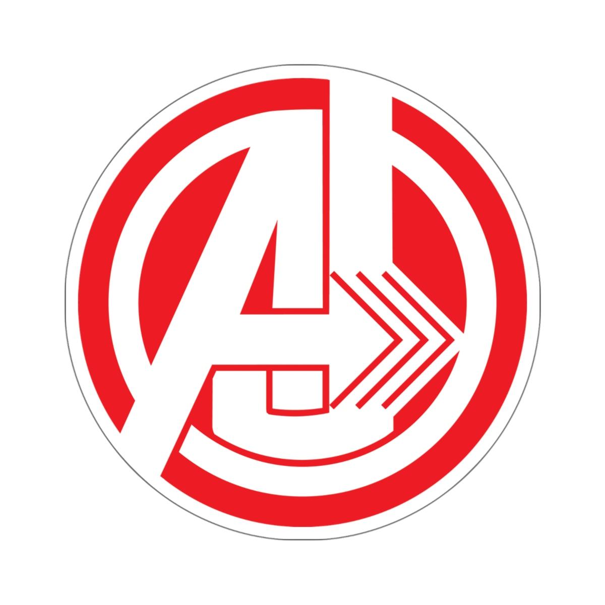 Aj Logo Stickers
