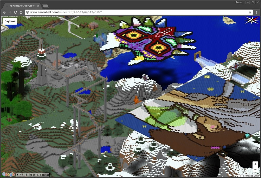 Minecraft Dynamic Map Commands Path Decorations Pictures Full - Maps fur minecraft installieren