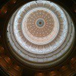 The Texas Capital Building Loft Ceiling