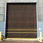 Industrial Rubber Door