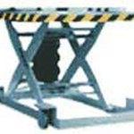 pneumatic lift rotating top scissor lift
