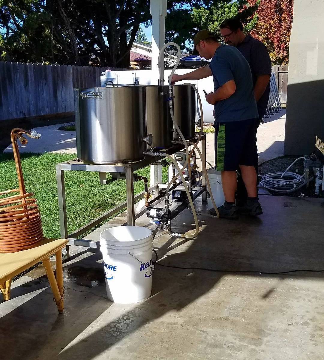Homebrew setup