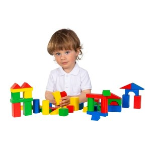 Building blocks are the foundation for any team focused on intelligence analysis