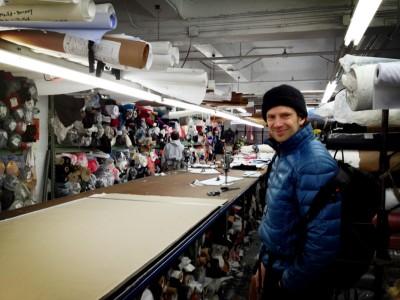 Stefan Loble @ NYC Factory