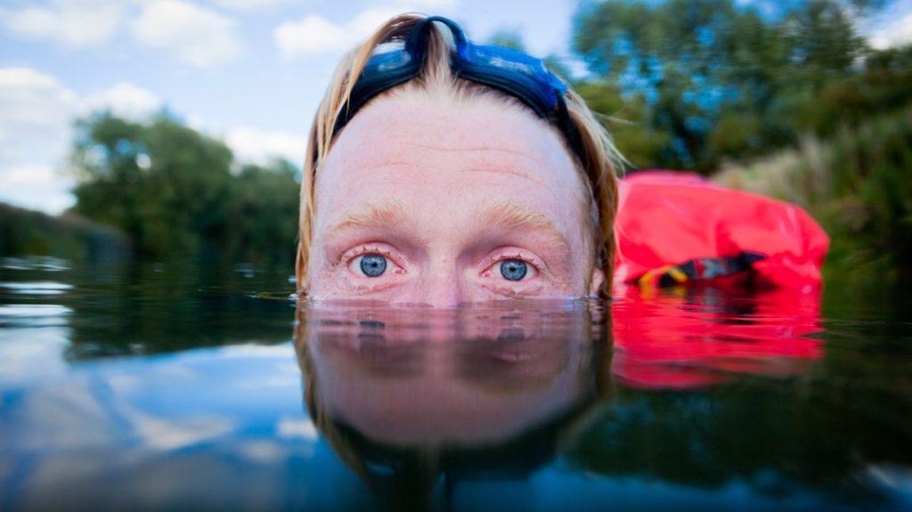 Alastair River Swim MicroAdventure
