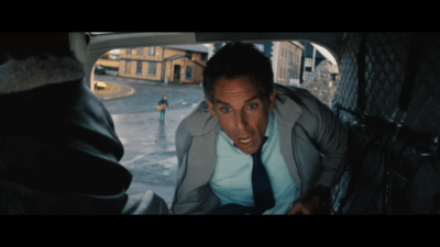 Walter Mitty Jumping into YES