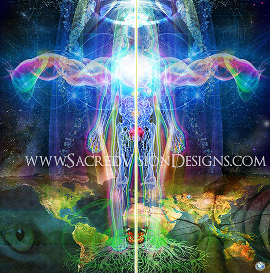 Clairvoyance & Multi-dimensional Vision or Clairvoyant Medical Vision