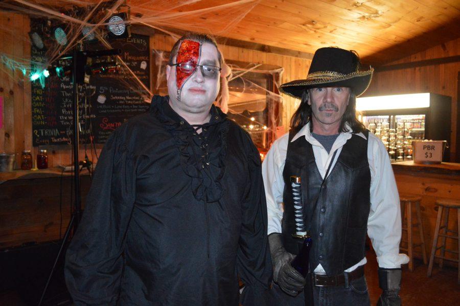 Saratoga Winery Halloween 2014
