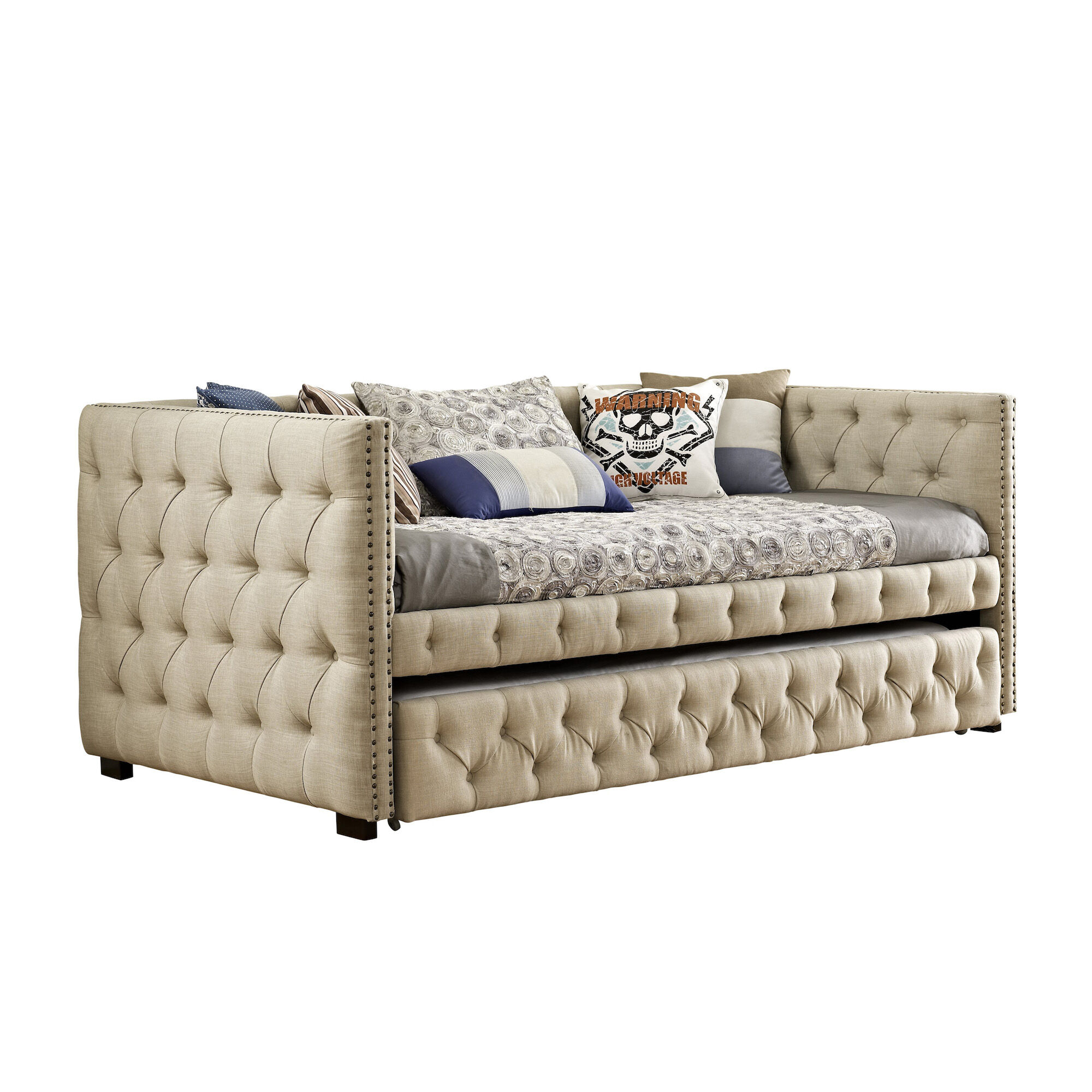 Elements Bedroom Groups Janell Daybed Natural