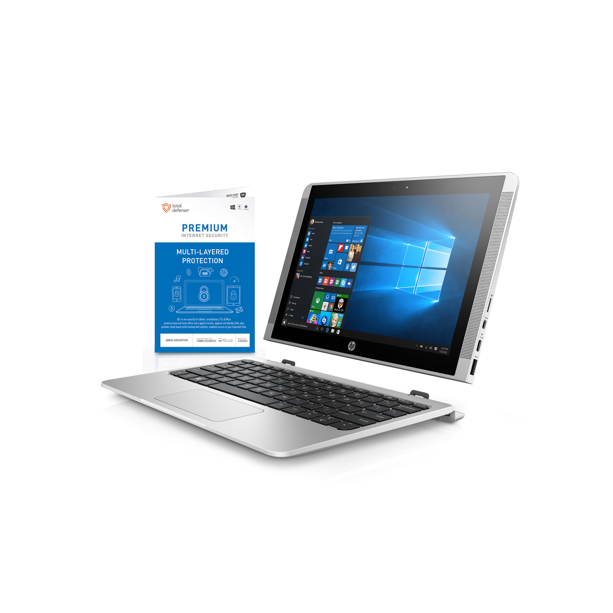 HP Laptops Amp Tablets 10 2 In 1 Detachable Laptop With