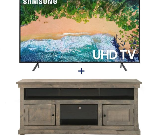 Diagonal Smart K Uhd Tv  Grey