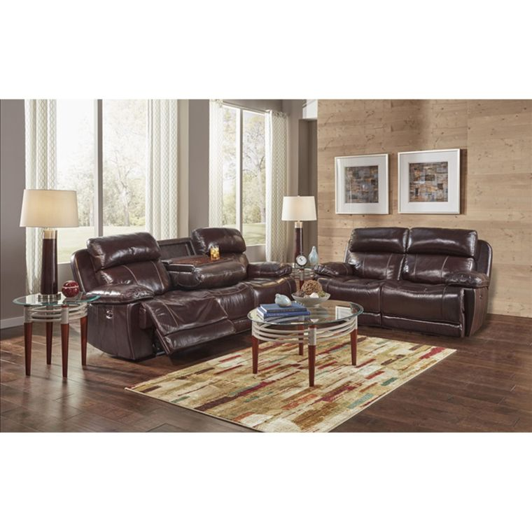 2 Piece James Reclining Living Room Collection