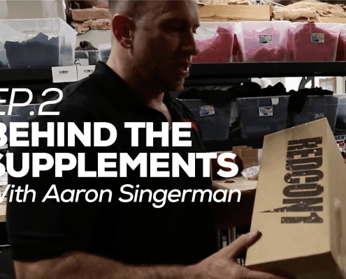 Behind the Supplements Episode 002