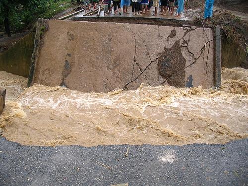 Collapsed Bridge!