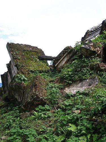 Stupa Remains
