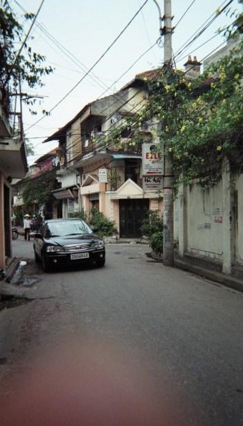 Alleyway in Hanoi